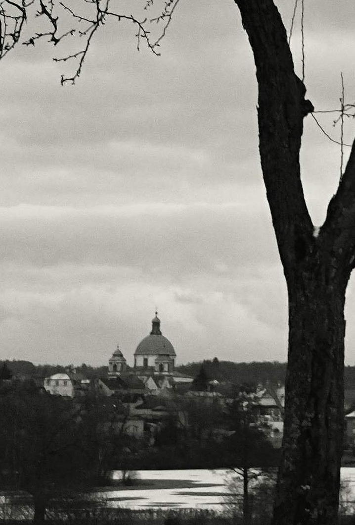 Počátky baziliky