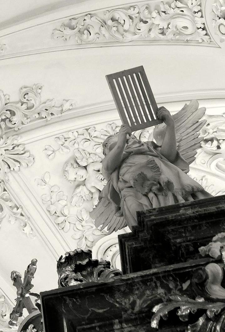 Výzdoba baziliky